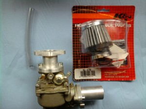 Carburateur O21/O22 Nieuw