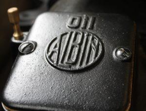 Reverse gear | Albin Motor